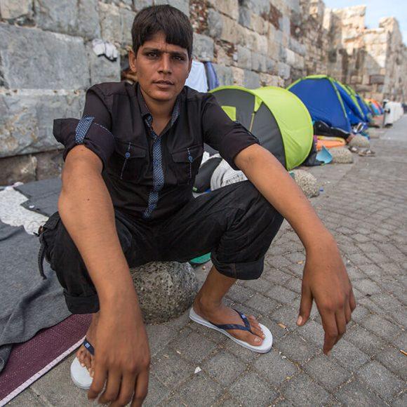 Administration Detering People from Seeking Asylum